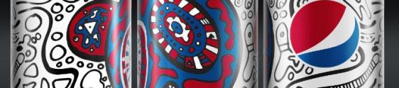 Consumidores irão redesenhar a lata de Pepsi