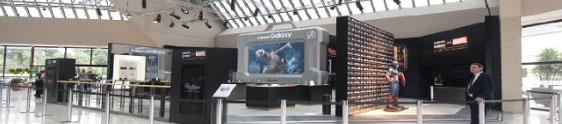 """Samsung apresenta a ação promo """"Galaxy Vingadores"""""""