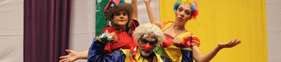 Teatro infantil é a atração do Grand Plaza Shopping
