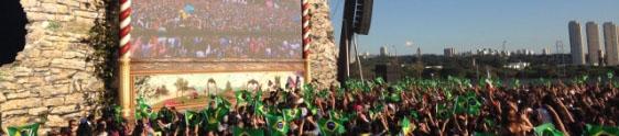 """""""Partiu Tomorrowland"""" com Jovem Pan e Trident"""