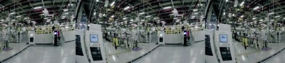 Hyundai Caoa promove tour virtual em sua fábrica