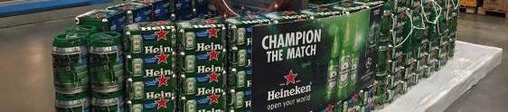 Heineken leva clima da Champions League ao PDV