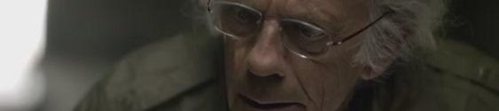 """Dr. Brown aparece """"em carne e osso"""" em teaser do game"""