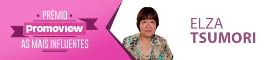 """Elza Tsumori: """"A ordem é fazer mais com menos"""""""