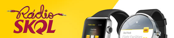 Skol lança a primeira rádio para Apple Watch do Brasil