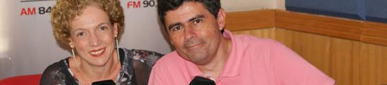 Rádio Bandeirantes comemora aniversário na Paulista