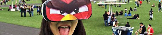 Angry Birds ganha versão para realidade virtual