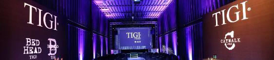 Evento da Unilever apresenta a linha Tigi