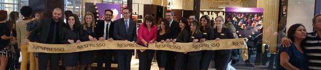 Evento da Nespresso tem assinatura da Pepper
