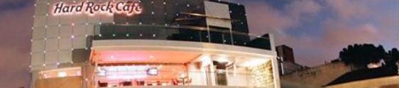Hard Rock Café abre as portas hoje em Curitiba