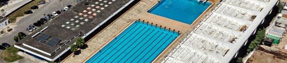 Parque Julio de Lamare é excluído dos Jogos Olímpicos