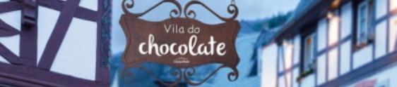 """Cacau Show cria a """"Vila de Chocolate"""""""