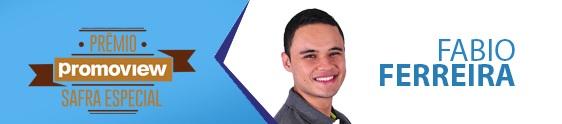 #dicapromo: Fabio Ferreira