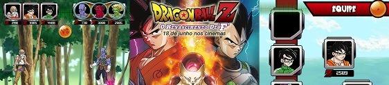 Dragon Ball Z ganha jogo mobile feito no Brasil