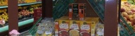 Vapza leva feira livre para dentro dos supermercados