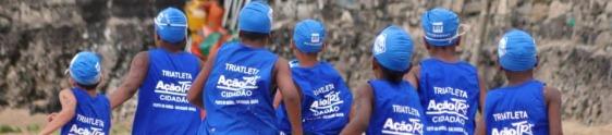 Triathlon Bahia de Todos os Santos terá atletas infantis