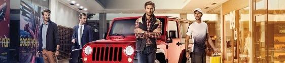 BH  Shopping sorteia Jeep Wrangler para o Dia dos Pais