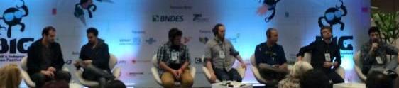 Big Festival reúne a indústria de jogos eletrônicos