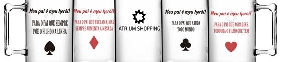 """Atrium Shopping promove """"comprou ganhou"""""""
