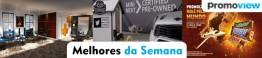 MELHORES DA SEMANA DE 06 A 10 DE JULHO