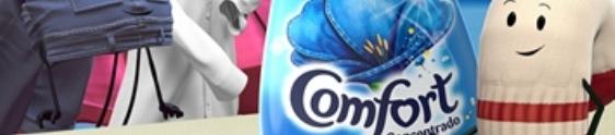 Comfort recria a linha Original