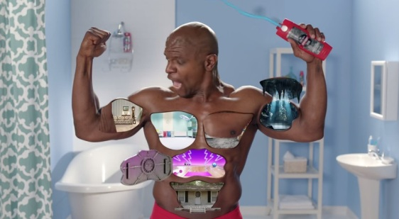OLD SPICE GAME