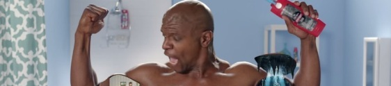 Old Spice cria game dentro dos músculos de Terry Crews