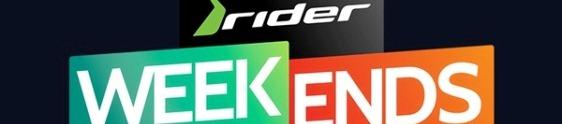Rider Weekends ganha edição internacional