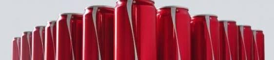 Coca-Cola combate o preconceito com latas sem rótulos