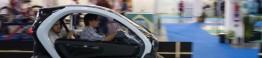 feira de veículos elétricos-D