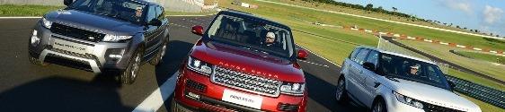 Jaguar Land Rover promove o Dynamic Tour