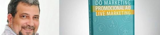 Tony Coelho lança seu 1º livro no Congresso de Live Mkt