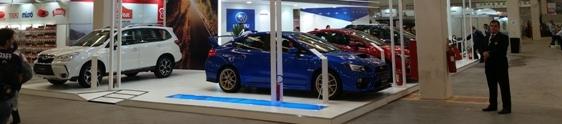 Aktuellmix assina espaço da Subaru no Festival do Japão