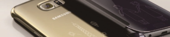 Samsung oferece personalização das capas de smartphones