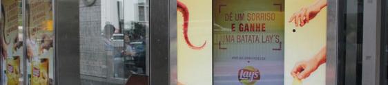 Lay's quer todo mundo sorrindo em São Paulo