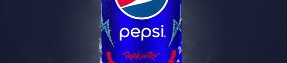 Pepsi lança latas comemorativas para o Rock in Rio