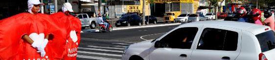 """""""Marcas Inesquecíveis"""" leva corações às ruas de Teresina"""