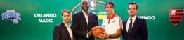 Coletiva de Imprensa Global Games Rio 2015 - Horace Grant, Lenda