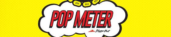 Pizza Hut ativa Cheesy Pop medindo a popularidade