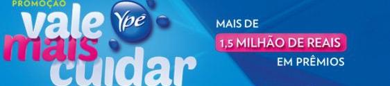 Promo da Ypê sorteará R$ 1.5 milhão em prêmios
